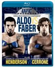 UFC Presents WEC (World Extreme Cagefighting): Aldo Vs Faber [Blu-ray]