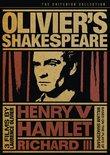 Olivier's Shakespeare - Criterion Collection (Hamlet / Henry V / Richard III)