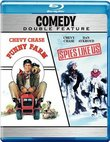 Funny Farm / Spies Like Us Blu-ray Double Feature