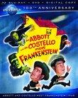 Abbott & Costello Meet Frankenstein [Blu-ray + DVD + Digital Copy] (Universal's 100th Anniversary)