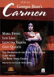 Georges Bizet - Carmen / Nuria Espert · Zubin Mehta - M. Ewing · L. Lima · L. Vaduva - ROH Covent Garden