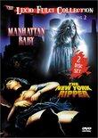 The Lucio Fulci Collection Volume 2 (Manhattan Baby/The New York Ripper)