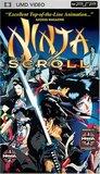 Ninja Scroll [UMD for PSP]