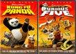 Kung Fu Panda Two - Pack (Kung Fu Panda Full Screen Edition + Secrets of the Furious Five Widescreen)