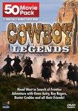 Cowboy Legends 50 Movie Pack