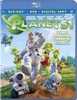Planet 51 (Two-Disc Blu-ray/DVD Combo) [Blu-ray]