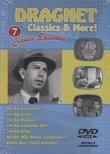 Dragnet Classics & More - 7 Classic Episodes [Slim Case]