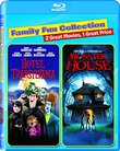 Hotel Transylvania / Monster House - Set [Blu-ray]