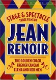 Stage and Spectacle - Three Films by Jean Renoir (The Golden Coach / French Cancan / Elena and Her Men) - Criterion Collection