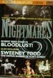 Nightmares: Bloodlust! / Sweeney Todd: The Demon Barber of Fleet Street