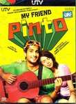 My Friend Pinto Bollywood DVD With English Subtitles