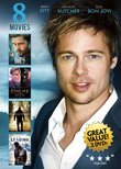 Brad Pitt / Nicole Kidman Movie Collection