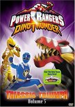 Power Rangers Dino Thunder, Vol. 5: Triassic Triumph