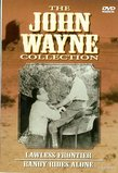 The John Wayne Collection, Vol. 4 - The Lawless Frontier / Randy Rides Alone