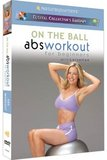 On the Ball Abs Workout for Beginners With Leisa Hart