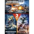 Countdown: Armageddon / Transmorphers: Fall of Man / The Day the Earth Stopped (3 Film Set)