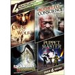 4-Film Collection: Creatures & Killers: Curse of the Wolf / A Bothered Conscience / Puppetmaster III / Backwoods Bloodbath: Curse of the Black Hodag