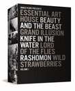 Essential Art House, Vol. 1