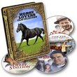 Horse Lovers Film Collection in Collectable Tin