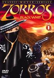 Zorro's Black Whip, Vol. 1