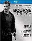 The Bourne Trilogy (The Bourne Identity | The Bourne Supremacy | The Bourne Ultimatum) [Blu-ray]