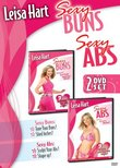 Leisa Hart Sexy 2-Pack Buns & Abs Workouts (Striptease)