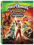 Power Rangers Dino Charge: Resurgence [DVD + Digital]