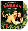 The Tarzan Collection Starring Johnny Weissmuller, Vol. 2 (Tarzan Triumphs / Tarzan's Desert Mystery / Tarzan and the Amazons / and the Leopard Woman / and the Huntress / and the Mermaids)