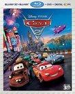 Cars 2 (Five-Disc Combo: Blu-ray 3D / Blu-ray / DVD / Digital Copy)