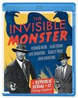 The Invisible Monster [Blu-ray]