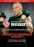 Georges St. Pierre Rushfit: Strength & Endurance Workout