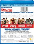 American Pie Unrated 4-Movie Collection [Blu-ray]