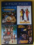 4-film Pack The Cookout - Sprung - I Love Miami - Foolish