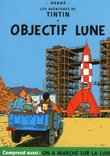 Les Aventures De Tintin: Objectif Lune / On a Marche sur la Lune (English Version Included)