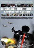 The Giant Rubber Monster Movie: Sascratch Versus Afrodesious