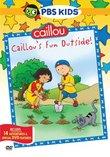 Caillou: Caillou's Fun Outside