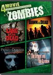 4-Movie Midnight Marathon Pack: Zombies