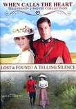 When Calls the Heart, 2 Movie Collection: Lost & Found/A Telling Silence