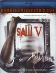 Saw V (Unrated Director's Cut) (Blu-ray)