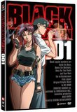 Black Lagoon: Season 1, Vol. 1
