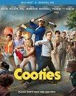 Cooties [Bluray + Digital HD] [Blu-ray]