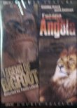 Double Feature: Legend of Bigfoot & Escape from Angola