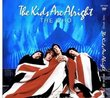 "THE WHO ""THE KIDS ARE ALRIGHT"" 2 CDs+DVD Set"