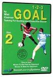 1-2-3 Goal By Wiel Coerver Soccer disc 2