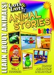 Lots & Lots of Animal Stories for Kids DVD Vol 4 - Froggies