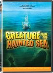 Creature from the Haunted Sea - In COLOR! Also Includes the Restored Black-and-White Version!