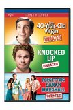 The 40-Year Old Virgin / Knocked Up / Forgetting Sarah Marshall Triple Feature