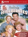 The Beverly Hillbillies (30 Episodes on 5 One-sided DVD's)