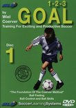 1-2-3 Goal By Wiel Coerver Soccer disc 1