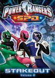 Power Rangers SPD - Stakeout  (Vol. 2)